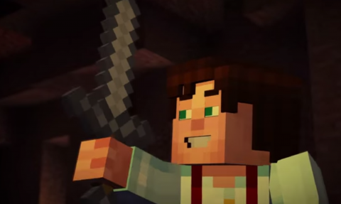 'Minecraft: Story Mode' promises a thrilling adventure.