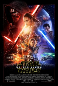 'Star Wars: The Force Awakens' poster.