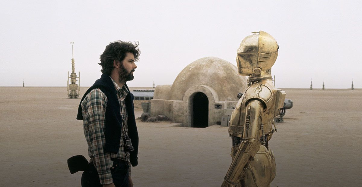 George Lucas petition to direct Star Wars: Episode IX… what'd Colin Trevorrow do to deserve that?