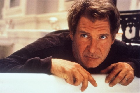 Harrison Ford shows his darker side in 'What Lies Beneath'.