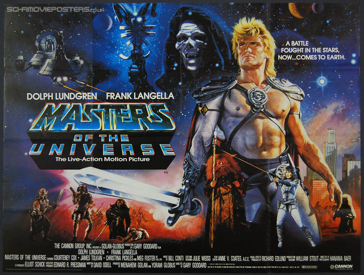 'For the Love of Movies' podcast: 'Masters of the Universe'