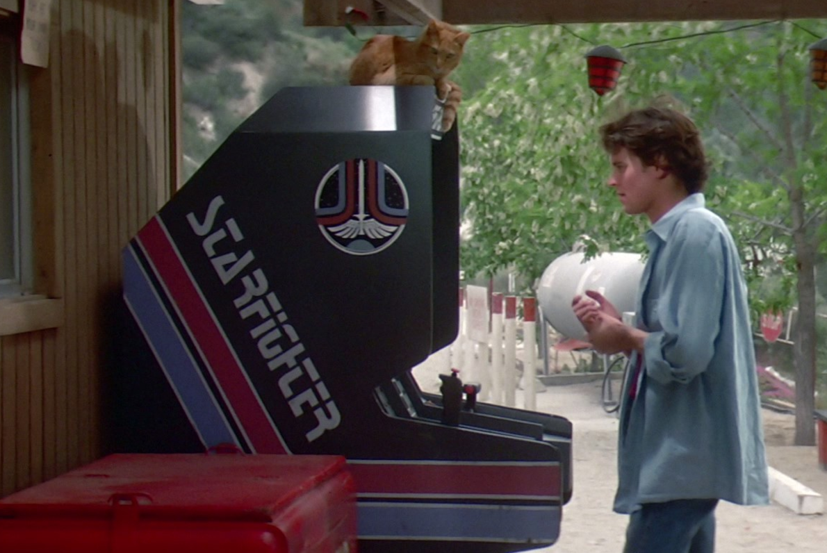 'The Last Starfighter' (1984) is discussed on 'For the Love of Movies' podcast